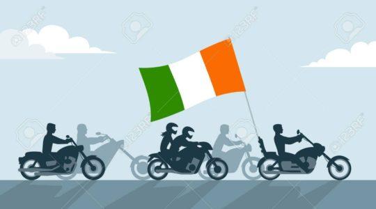 St. Patrick's Day Parade Committee Irish Motorcycle Poker Run