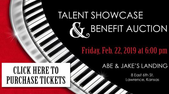 2019 Talent Showcase & Benefit Auction