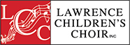 Lawrence Children's Choir Logo