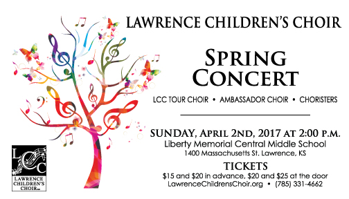 04/02/17 LCC Spring Concert @Liberty Memorial Central Middle School